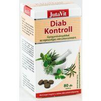 JutaVit Diabétesz Kontroll tabletta