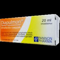 Diapulmon inhalációs cseppek (Pingvin Product)