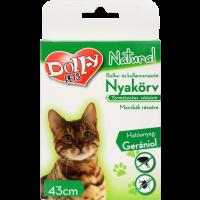 Dolly Bolha-Kullancs elleni nyakörv Macska 43cm