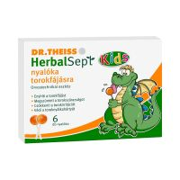 Dr.Theiss HerbalSept Kids nyalóka torokfájásra