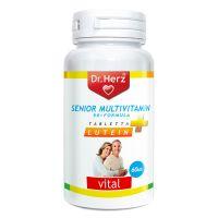 Dr.Herz Senior Multivitamin 50+ Lutein tabletta