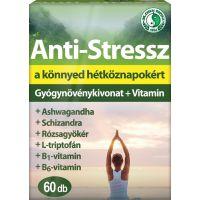 Dr.Chen Anti-sressz gyógynövény +vitamin tabletta