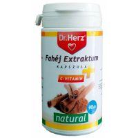 Dr.Herz Fahéj extractum kapszula