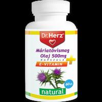 Dr.Herz Máriatövis magolaj kapszula