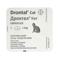 Drontal Cat tabl. a.u.v.