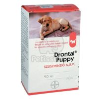 Drontal Puppy susp. a.u.v. (kutya)