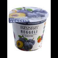 Egészséges reggeli poharas zabkása szilva füge (Pingvin Product)