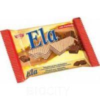 ELA diabetikus ostya csokis