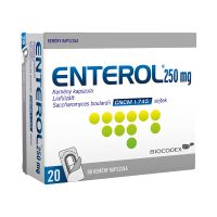Enterol 250 mg kemény kapszula (Pingvin Product)