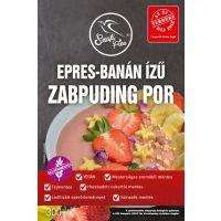 Szafi Free epres banán ízesítésű zabpuding por