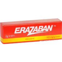 Erazaban 100 mg/g krém