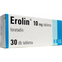 Erolin 10 mg tabletta