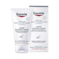 Az Eucerin® AtopiControl SOS Bőrnyugtató krém bőrnyugtató, ápoló formulájával segít megtörni a viszketéssel járó akut bőrgyulladásos ciklus ördögi körét. Bőrápoló tulajdonságainak köszönhetően segít csökkenteni a hidrokortizon használatát a gyulladás fell