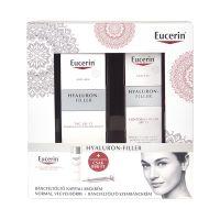 Eucerin Hyaluron-Filler csomag napp.krém+szemr.kr. (Pingvin Product)