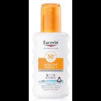 Eucerin Sun spray gyermek FF50+ (63853) (Pingvin Product)