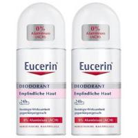 Eucerin deo roll 0% alu.mentes izzadásgátló DUO (Pingvin Product)