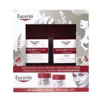 Eucerin Hyaluron-Filler+Volume Lift csomag normál/vegyes bőrre