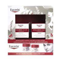 Eucerin Hyaluron-Filler+Volume Lift csomag száraz bőrre