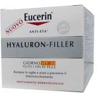Eucerin Hyaluron-Filler nappali ráncfeltöltő arckrém F30 (Pingvin Product)