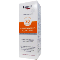 Eucerin Sun Anti-Age napozó krém arcra SPF 30 - 50ml