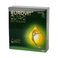 Eurovit Oliva-D 2200NE étrkieg. kapszula (60x)