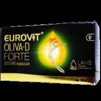 Eurovit Oliva-D 3000NE Forte kapszula - 30x