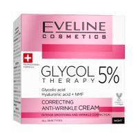 Eveline Glycol Therapy 5% ránctalanító krém