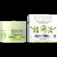 Eveline hialuronsav zöld oliva hidr. n/é arckrém