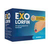 Exolorfin 50 mg/ml gyógyszeres körömlakk