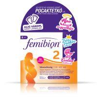 Femibion 2 +D3 filmtabletta+pocaktetkó