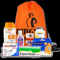 Fesztivál túlélő csomag Pro (Pingvin Product)