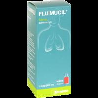 Fluimucil szirup