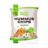 Foody Free Hummus chips Cukkinivel