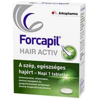 Forcapil Hair Activ tabletta (Pingvin Product)