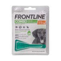 Frontline Combo kutya S (2-10 kg)