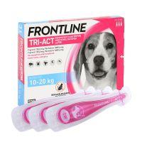 Frontline Tri-Act M kutya 10-20 kg a.u.v.