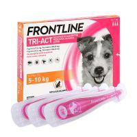 Frontline Tri-Act S kutya 5-10 kg a.u.v.