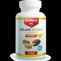 Dr.Herz Kóladió+Króm kapszula (Pingvin Product)