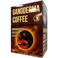 Ganoderma kávé 15x DR.CHEN (Pingvin Product)