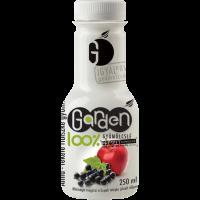 Garden Alma-Feketeribizli 100% gyümölcslé (Pingvin Product)
