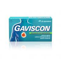 Gaviscon rágótabletta borsmenta ízű