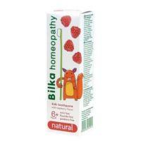 Bilka Homeopátiás fogkrém 6+ Málna ízű gyermek