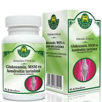 Glukozamin + MSM és kondroitin filmtabletta