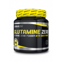 BioTechUsa Glutamine Zero Citrom