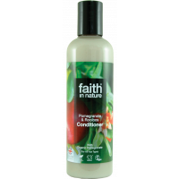 Faith in Nature Bio Gránátalma hajkondicionáló (Pingvin Product)
