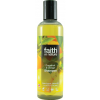 Faith in Nature Nature Grapefruit-narancs sampon (Pingvin Product)