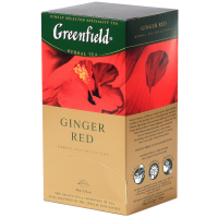 Greenfield Ginger red tea (Pingvin Product)