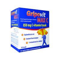 Gripovit Max C forró italpor (Pingvin Product)