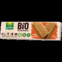 Gullon Bio 4 gabonás keksz laktózmentes (Pingvin Product)