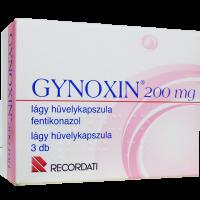 Gynoxin 200 mg lágy hüvelykapszula (Pingvin Product)